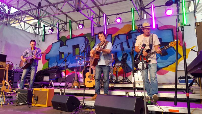 Seán Treacy Band