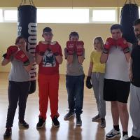 Kickbox-Training TSG Blankenloch